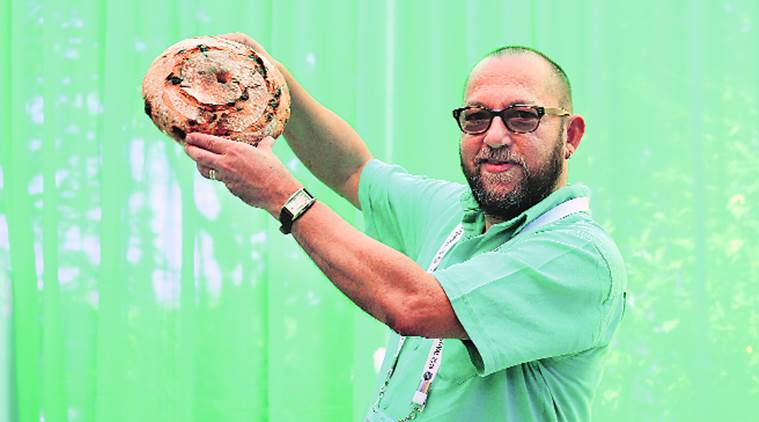 baker Sujit Sumitran, bread, art, bavaria, dough, art and culture, indian express news