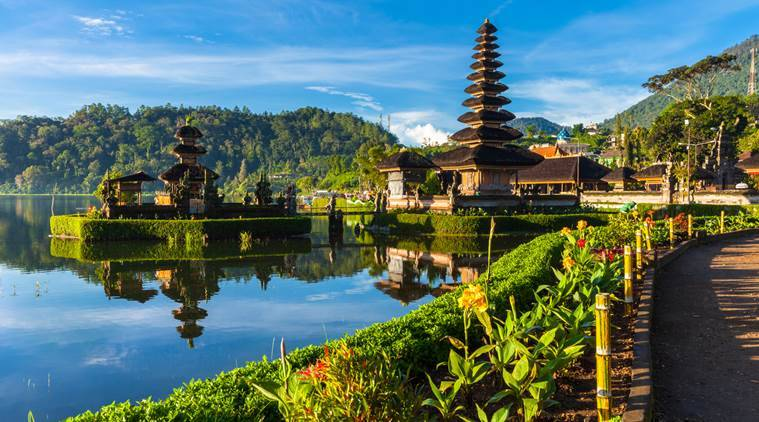Bali Most Popular Year End Destination In Asia The Indian Express