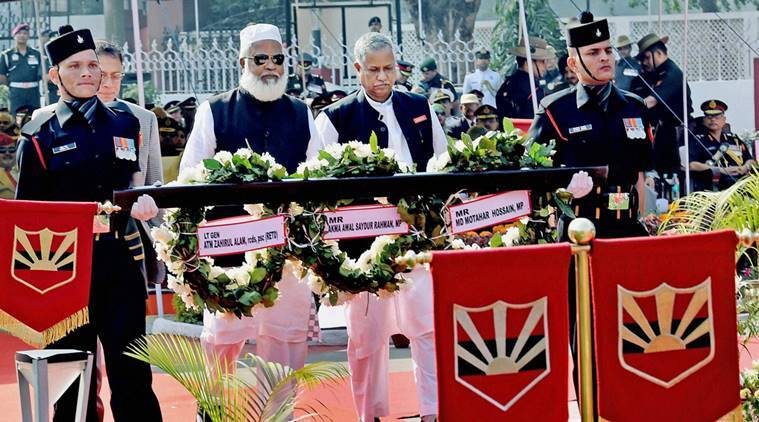 Vijay Diwas celebrations: Bangladesh to honour Indian soldiers