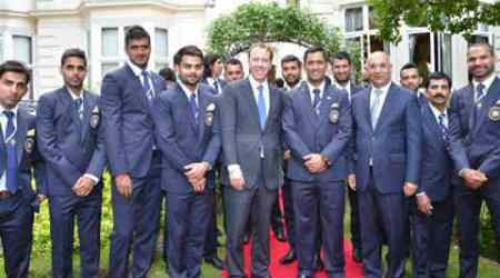 BCCI rejects CEO's wish for Italian suits for Team India