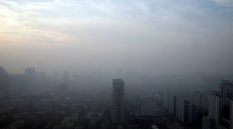 pollution, air pollution, air quality, china, happiness, health, us, social media, world news, indian express