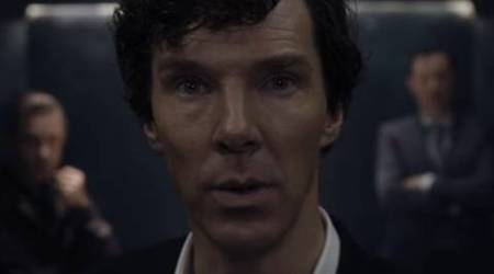 Sherlock, Sherlock new trailer, Benedict Cumberbatch, Benedict Cumberbatch news, benedict Sherlock, Sherlock benedict, bbc Sherlock new trailer, entertainment news, indian express, indian express news