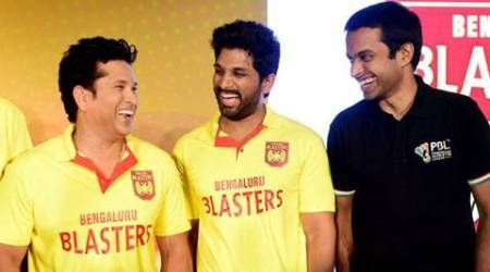 Tendulkar becomes co-owner of PBL franchise