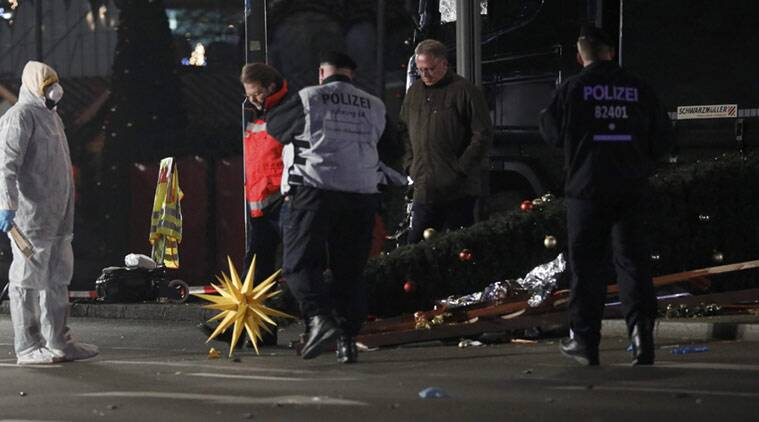 Berlin truck attacker's nephew arrested in raid on suspected terror cell