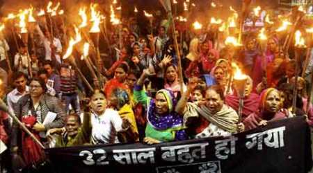 Bhopal gas tragedy: 32nd anniversary beingobserved