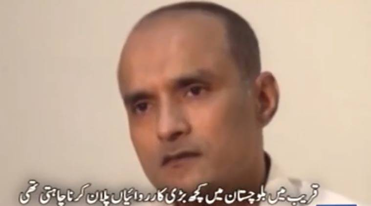Kulbhushan Jadhav, Kulbhushan jadhav Pakistan, Kulbhushan jadhav death sentence, Kulbhushan jadhav news, India Jadhav, India Pakistan, Pakistan visas, India visa for Pakistanis, Kulbhushan Jadhav Pakistan, Kulbhushan Jadhav death row, Jadhav innocent, India news, Indian Express