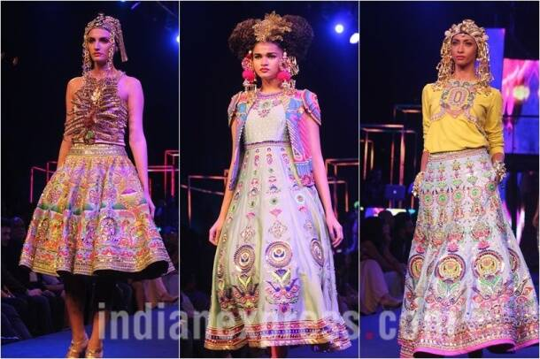kangana ranaut, blenders pride fashion tour, blenders pride, manish arora, manish arora kangana ranaut blenders pride, blenders pride fashion show 2016, indian express, indian express news, fashion