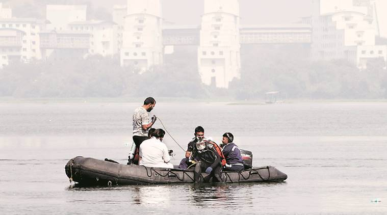 While the boat capsized Friday night, the bodies were found Saturday evening. Amit Chakravarty