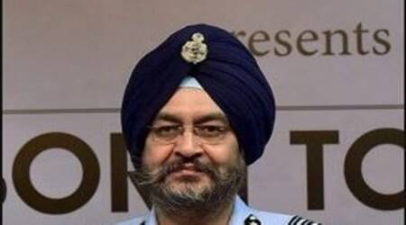 B S Dhanoa, Air chief marshal, iaf, Kargil War, Indian Air Force, india news, indian express