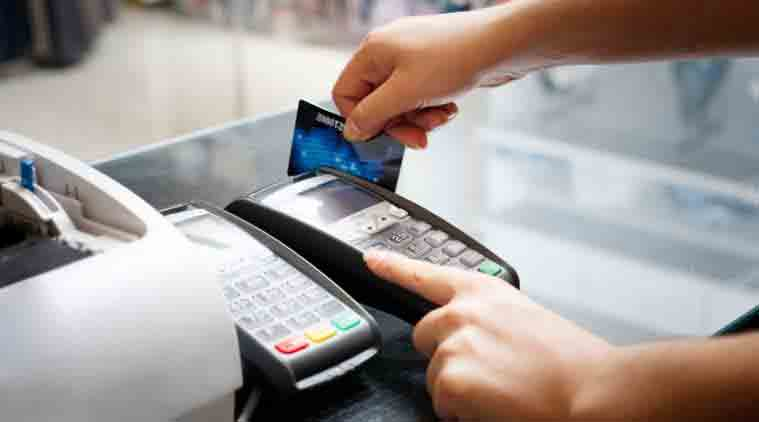 demonetisation, online payment, card transaction, online transaction, digital payment, card swipe, currency ban, note ban, SBI, POS system, indian express news, banking, india news, business news