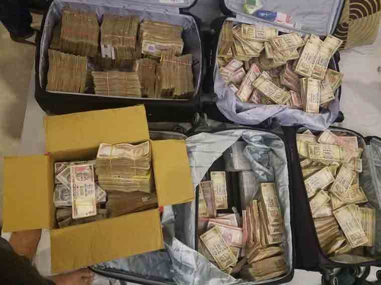 Rs.3.25 cr seized from Karol Bagh hotel