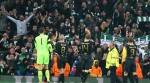 UEFA disciplinary case against Celtic over crowd trouble