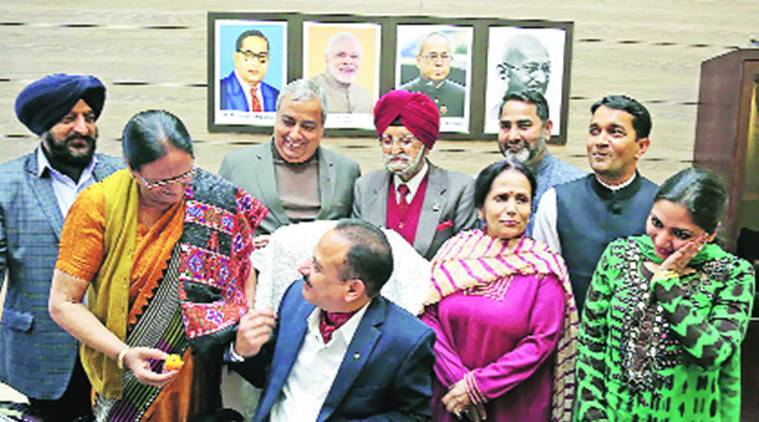 BJP nominated councillors, UT Administration, Chandigarh administration, Chandigarh nominated councillors, Chandigarh municipal corporation, indian express news