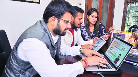 Chandigarh MC polls: Children of candidates become strategists, run online campaigns