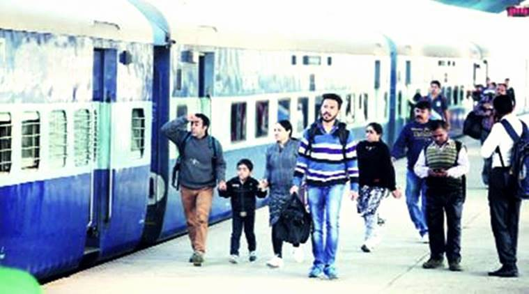train station app, railway station facilities, Disha app, indian railways app, news, latest news, India news, national news