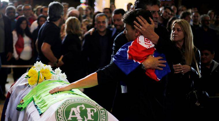 Chapecoense, Chapecoense air crash, Chapecoense support, Chapecoense help, Chapecoense players, Chapecoense families, Brazil vs Colombia friendly, football news, sports news