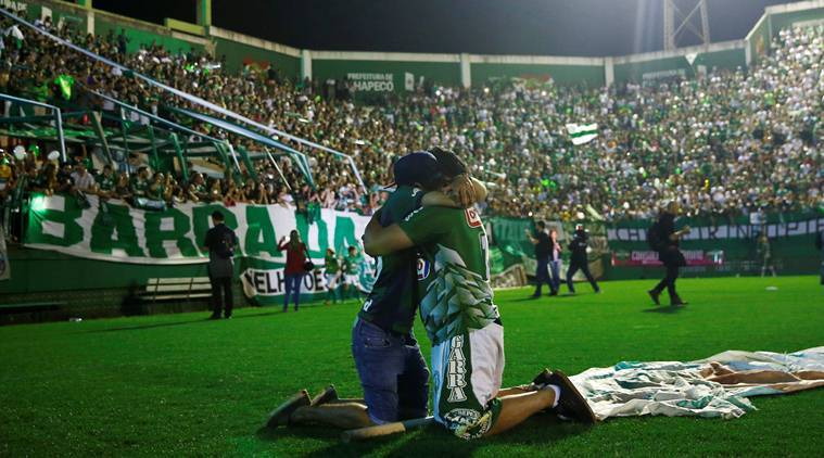 Chapecoense, Chapecoense crash, Chapecoense players, atletico mineiro, mineiro, plane crash, air crash, football news, football