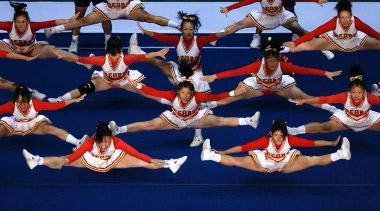 Muaythai, Muaythai game, cheerleading, cheerleading olympics, Muaythai olympics, olympic games, olympics, sports news, sports