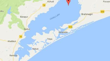 Odisha: One dead, three missing in boat accident on Chilika