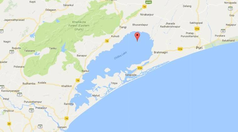 Chilika, chilika lake boat accident, chilika lake news, chilika lake boat capsize, odisha, odisha news, odisha boat capsize, indian express, india news