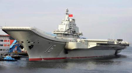 Taiwan shadows China carrier group after Xi Jinping's warning againstseparatism