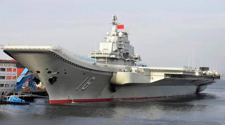 Taiwan shadows China carrier group after Xi Jinping's warning against separatism