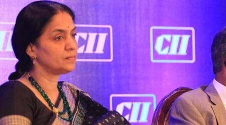 Chitra Ramkrishna, NSE CEO, Chitra Ramkrishna resignation, National Stock Exchange, J Ravichandran, business news