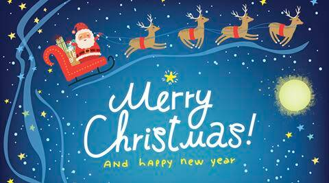 Merry Christmas 2016: Best Christmas SMS, Facebook and