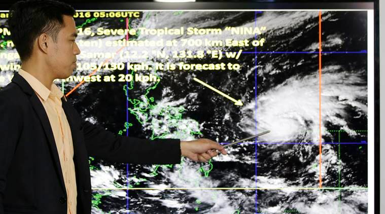Wet Christmas likely in Cebu with approaching storm