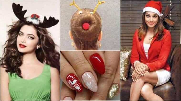 Hot Christmas 2016 fashion trends: Velvet dresses to reindeer buns ...