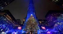 christmas 2016, christmas trees 2016, christmas lights 2016, christmas decorations 2016, christmas preparations, rockerfeller centre, hon kong, xmas, xmas celebrations, indian express, indian express news