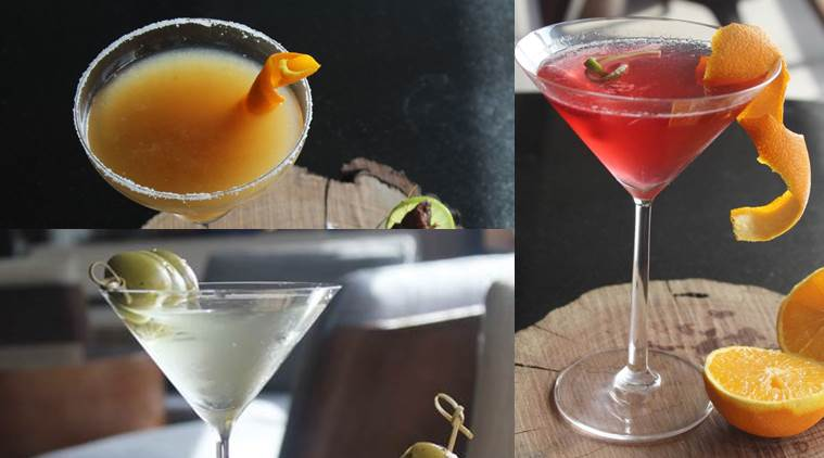 Enjoy some classic cocktails this season.