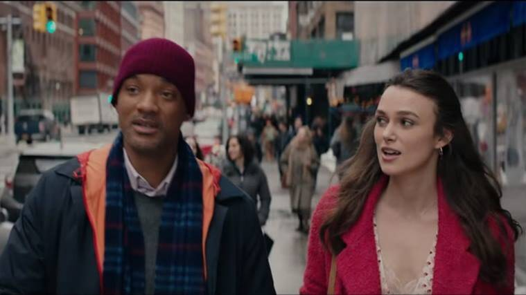Collateral Beauty movie review, collateral beauty star cast, Collateral Beauty star rating, kate winslet Collateral Beauty, Will Smith Collateral Beauty, Edward Norton, David Frankel Collateral Beauty,