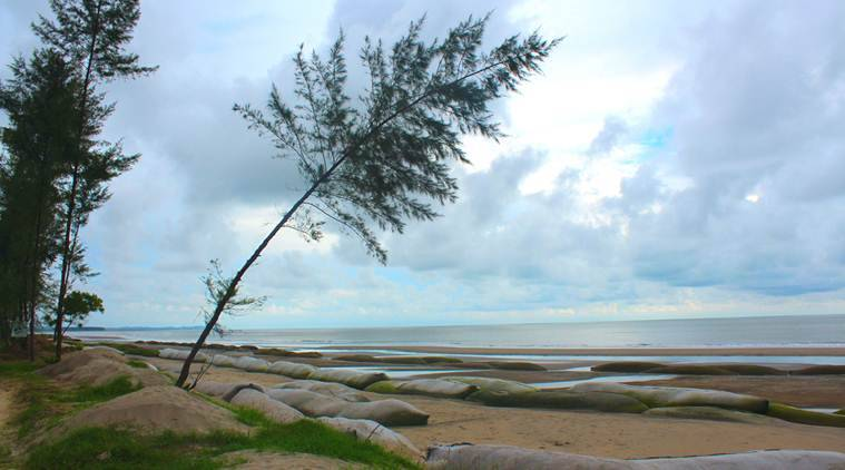 sea beach of Cox's bazar