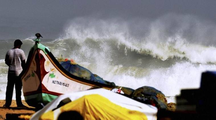 bay of bengal, climate change, cyclone, bay of bengal cyclone, MET, news, latest news, India news, national news