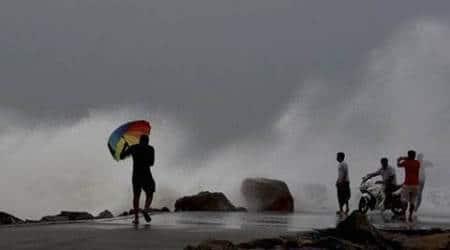 cyclone, cyclone vardah, cyclone vardah help, cyclone vardah NDRF, cyclone vardah rescue, cyclone vardah weather, weather updates cyclone, tamil nadu cyclone, chennai cyclone, andhra pradesh cyclone, south india cyclone, vardah live updates, vardah cyclone india, vardah expected time, cyclone expected time, cyclone vardah picture, cyclone vardah videos, what is vardah, what is vardah cyclone