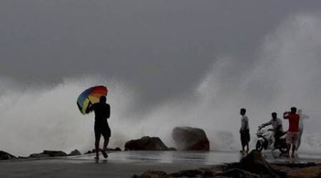 cyclone, cyclone vardah, cyclone vardah help, cyclone vardah NDRF, cyclone vardah rescue, cyclone vardah weather, weather updates cyclone, tamil nadu cyclone, chennai cyclone, andhra pradesh cyclone, south india cyclone, vardah live updates, vardah cyclone india, vardah expected time, cyclone expected time, cyclone vardah picture, cyclone vardah videos, what is vardah, what is vardah cyclone