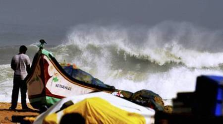 Cyclone vardah, chennai cyclone, cyclone vardah report, cyclone vardah assessment, ministry of home affairs, Panneerselvam, CM Panneerselvam, Chennai, India news, Indian Express