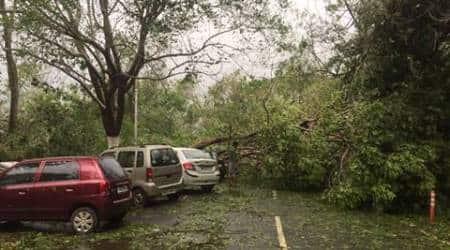 Cyclone Vardah to pass over south Goa on Dec14