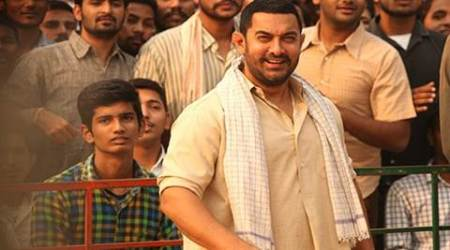 Dangal, Dangal collection, Dangal box office, Dangal total collection, Dangal box office collection, Dangal highest grosser, aamir khan Dangal, Dangal aamir khan, entertainment news, indian express, indian express news