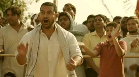 Dangal box office, dangal box office hit, dangal box office collection, aamir khan dangal hit, aamir khan biggest hits, aamir khan dangal, aamir khan film, aamir khan Mahavir Singh Phogat, dangal Box-office numbers,
