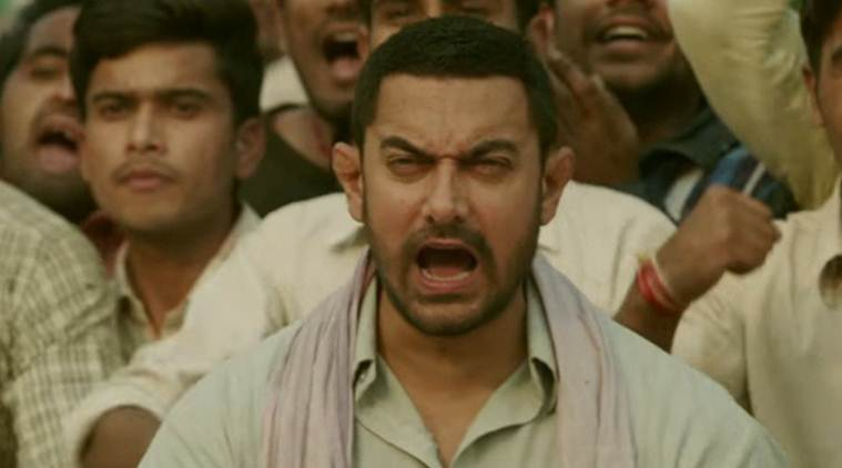 Dangal, Dangal movie, Dangal box office, Dangal collection, Dangal total collection, Dangal box office, Dangal bo, Dangal box office collection day 2, Dangal box office collection day two, Dangal box office collection, aamir khan, nitesh tiwari, aamir khan dangal, dangal aamir khan, entertainment news, indian express, indian express news
