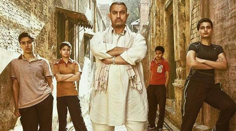 dangal, aamir khan, aamir khan dangal, dangal, mahavir phogat, geeta phogat, babita phogat, dangal news, Dangal, Dangal box office, Dangal collection, Dangal box office collection, Dangal movie, Dangal total collection, Dangal box office collection day 5, Dangal box office collection day five, Dangal box office, aamir khan, aamir khan dangal, dangal aamir khan, entertainment news, indian express, indian express news