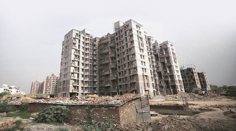 Real estate, real estate sector, Real Estate Regulatory Act, GST, Goods and services tax, Real Estate Investment Trusts , RERA, Indian realty market, business, markets, realty sector business, india business, business news, india news, indian express news