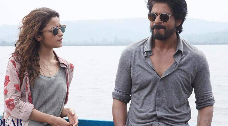 Dear Zindagi, SRK-Dear Zindagi, Shah Rukh Khan, Shah Rukh Khan-Alia Bhatt, Alia Bhatt-Dear Zingadi, Dear Zindagi-Bollywood, Indian cinema, bollywood, Indian Express