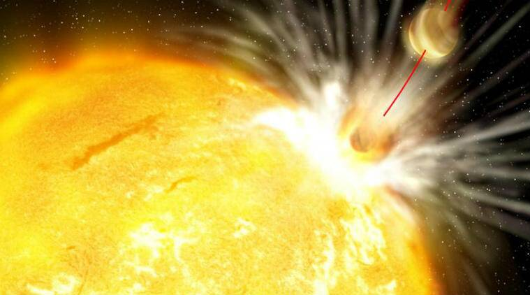 new planetary system, star similar to Sun, planet eating star, astronomy, exoplanets, star HIP68468, solar systems, solar twins, super Neptune, super Earth, radio telescope, science, science news