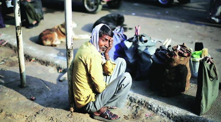 MGNREGA, right to work, proper wages, labour wages, per day wages, right to work violation, supreme court, unemployment, unemployment allowance, Swaraj Abhiyan, MGNREGA wages, fund transfer order, indian express opinion, opinion