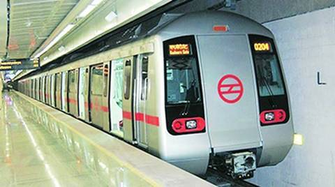 Delhi: Woman jumps before Metro train in suicide bid, suffers fracture