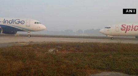 IndiGo, SpiceJet planes come face-to-face on Delhi airport runway, mishap averted