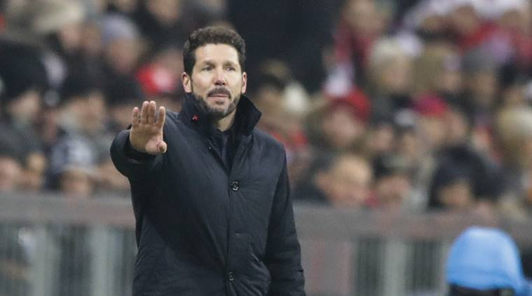 Diego Simeone, Simeone , coach Diego Simeone , Diego Simeone Atletico Madrid, Atletico Madrid, Diego Simeone contract, Atletico Madrid chief, Football news, Football